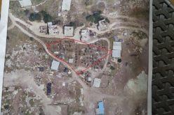 الاحتلال يقتلع 84 شجرة زيتون في قرية بردلة بمحافظة طوباس