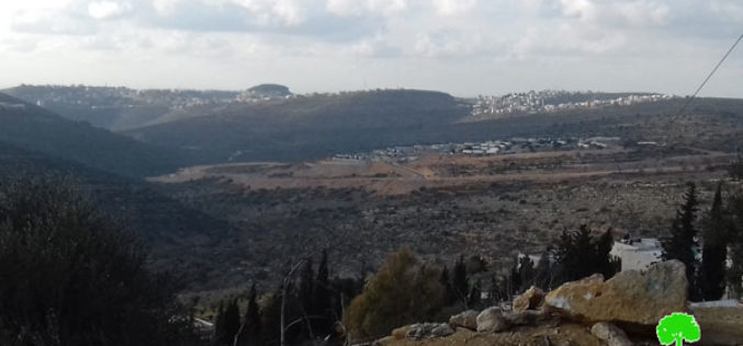 Expanding Kerem E'lam outpost in Al-Mazra'a Al-Qibliya / Ramallah governorate