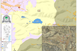Notices target structures in Kallet Taha west At-Tabqa / Hebron governorate