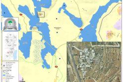 إخطارات بوقف العمل والبناء في 3 مساكن بقرية بيت سكاريا / محافظة بيت لحم