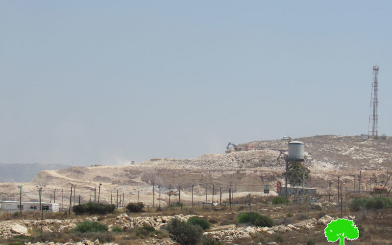 """Expansions in """"'Aveni Hefetz"""" in Shofa Village / Tulkarm governorate"""