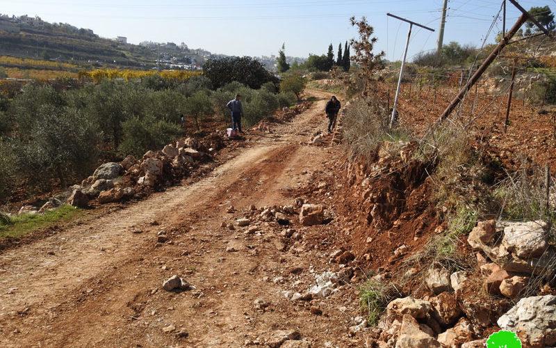 الاحتلال يهدم بئر مياه في موقع الجمجمة شرق حلحول بمحافظة الخليل