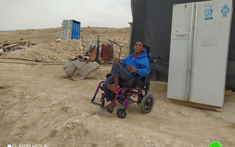 هدم منشآت سكنية وزراعية وإخطار أخرى بالهدم في قرية فصايل الوسطى / محافظة أريحا