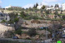 بحجة الاعتداء على الآثار … الاحتلال يهدد منزل في الخضر بالهدم / محافظة بيت لحم