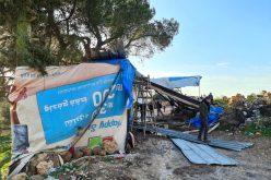 Six Market Stalls Demolished in 'Anin Village / Jenin Governorate