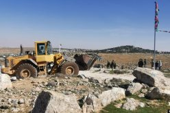 The Occupation Wages a Demolition Campaign in many places in Masafer Yatta / South Hebron