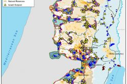 The Israeli Outposts, spiking what is left of the Peace Process