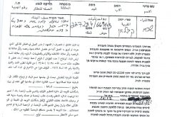 Halt of Work Notices for 13 Houses in Qablan town / Nablus governorate