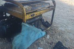 المستعمرون ينفذون مزيداً من الاعتداءات على أهالي التواني والمفقرة شرق يطا / محافظة الخليل