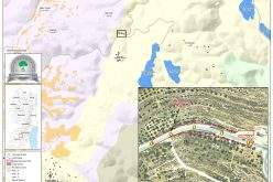 The Israeli Occupation takes over a private plot for the expansion of Wad Sa'ir street east Hebron