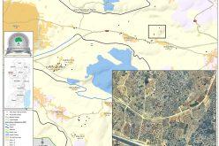 إخطار بوقف العمل في منشآت زراعية بقرية النبي الياس بمحافظة قلقيلية