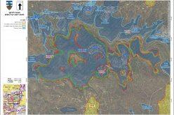 """لجنة """"الخط الأزرق"""" تصدر مخططاً جديداً لإبقاء السيطرة على آلاف الدونمات من أراضي وادي قانا / محافظة سلفيت"""