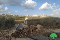 The Occupation Sets Up Roadblocks in Ya'bad town / Jenin Governorate