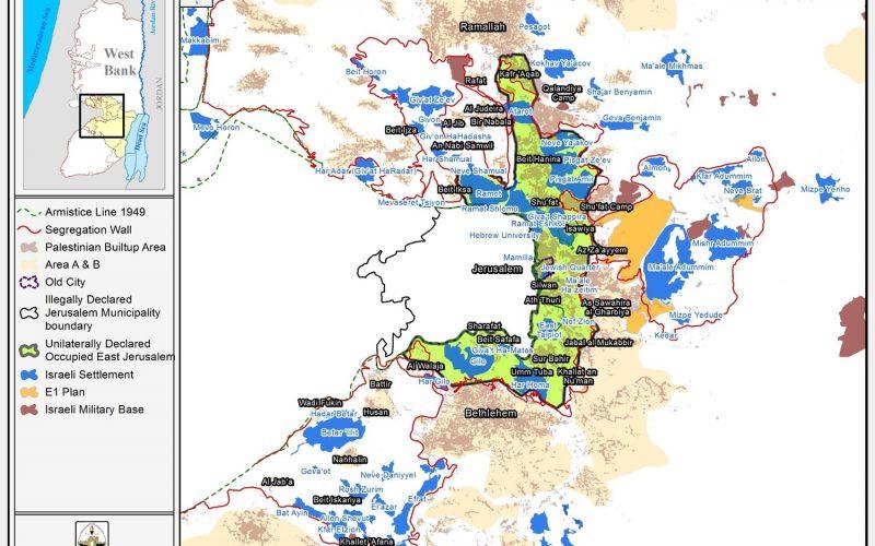 في اليوم العالمي للموئل,أريج تدعو الفلسطينيين المقدسيين إلى مقاطعة عملية تسجيل الأراضي في القدس رفضا لإضفاء الشرعية على مشروع الاستيطان الاسرائيلي